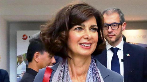 elezioni politiche 2018, liberi e uguali, Laura Boldrini, Sicilia, Politica