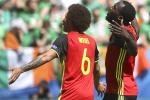Il Belgio travolge l'Irlanda Italia sicura del primo posto