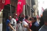 Precari degli Enti locali furiosi, maxi sciopero a Palermo