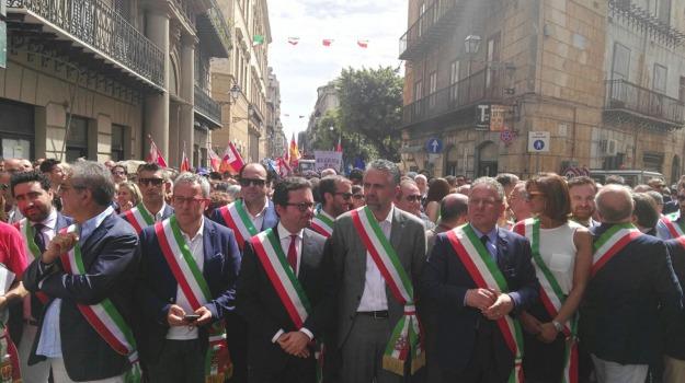 comuni, regione siciliana, Sicilia, Politica