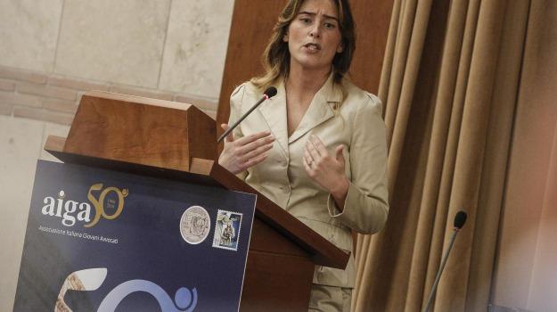 Fmminicidio, governo, scuola, Maria Elena Boschi, Sicilia, Politica