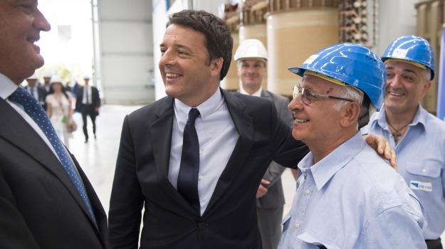 terra dei fuochi, Matteo Renzi, Sicilia, Politica