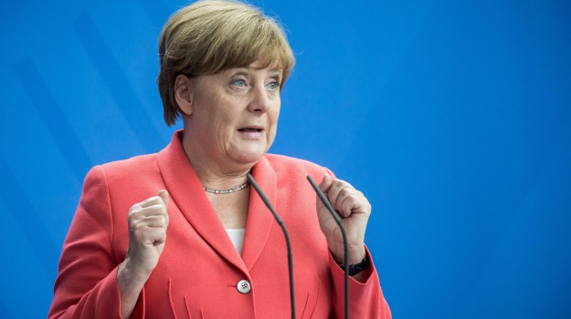burqa, Angela Merkel, Sicilia, Mondo
