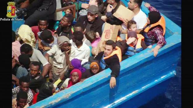 immigrazione, raid in Libia, unione europea, Sicilia, Mondo