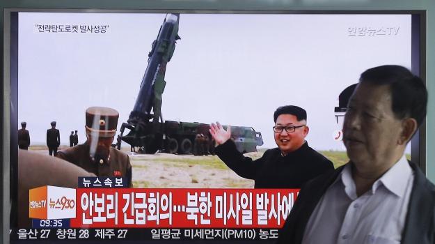 corea del nord, Donald Trump, Pyongyang, Sicilia, Mondo