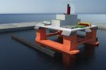 Nuovo bacino di carenaggio nel porto di Palermo, ecco come sarà - Video
