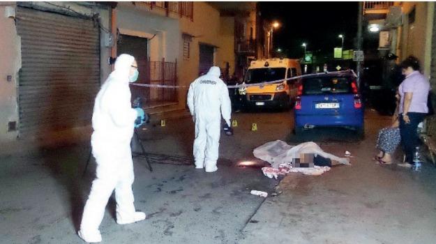 cruillas, omicidio, rissa, Palermo, Cronaca