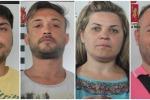 Messina, capo clan detenuto gestiva il traffico di droga attraverso la sorella: 5 arresti - Nomi e foto
