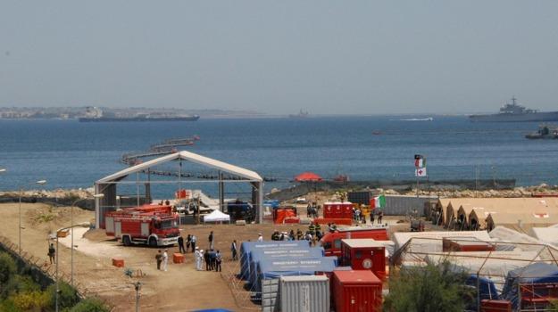 migranti, naufragio, relitto, Siracusa, Cronaca