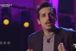Il comico palermitano Roberto Lipari oggi ospite di Tgs nel notiziario delle 13,50