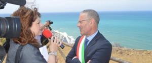 Il sindaco di Realmonte Lillo Zicari