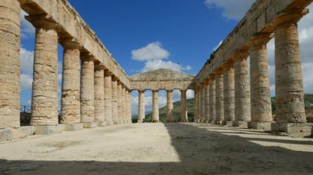parco archeologico di Segesta, parco di segesta, Trapani, Cultura