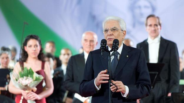 2 giugno, Festa della repubblica, presidente della Repubblica, Sergio Mattarella, Sicilia, Un siciliano per l'Italia