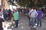 Senza cassa integrazione, 200 operai ex Fiat protestano a Palermo - Video