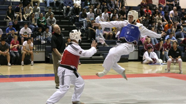 Arti Marziali, campionati italiani, taekwondo, Sicilia, Sport