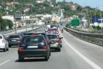 Gite fuori porta: incolonnamenti a Palermo, Catania e Messina