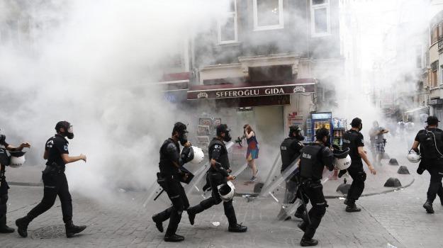 gay pride Istanbul, istanbul, Turchia, Sicilia, Mondo