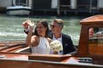 Ana Ivanovic e Bastjan Schweinsteiger, la tennista e il calciatore sposi a Venezia: le foto