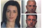 Pizzo, sala bingo nel mirino a Palermo: nomi e foto dei tre arrestati