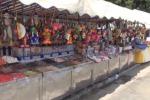 Fiera della Settimana Santa a Caltanissetta: gli ambulanti si schierano contro la riduzione dei posti