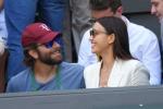 Irina Shayk e Bradley Cooper, pomeriggio d'amore a Wimbledon: le foto