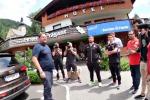 Faggiano raggiunge il Palermo in ritiro, le prime immagini del suo arrivo - Video