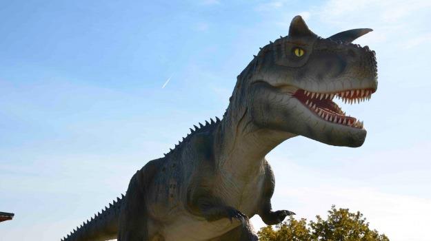 dinosauri, riscaldamento globale, Sicilia, Società