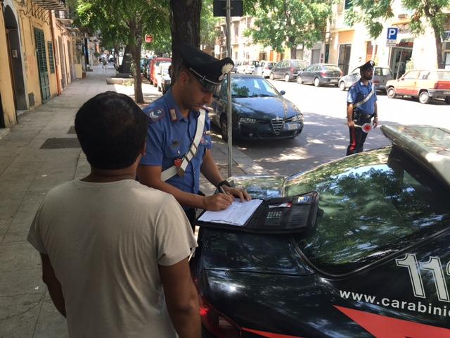 Minaccia donna, arrestato parcheggiatore a Palermo - Giornale di Sicilia
