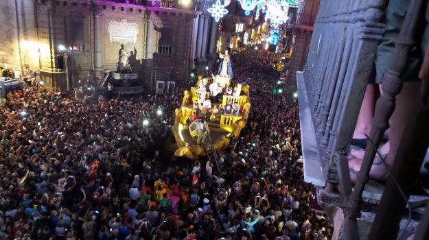 festino santa rosalia, festino santa rosalia palermo, santa rosalia, Palermo, Cultura