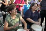 """""""Nessuno tocchi Rosalia"""", a Palermo flash mob contro la violenza sulle donne"""