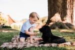 Baby George compie 3 anni: diffuse nuove foto mentre gioca