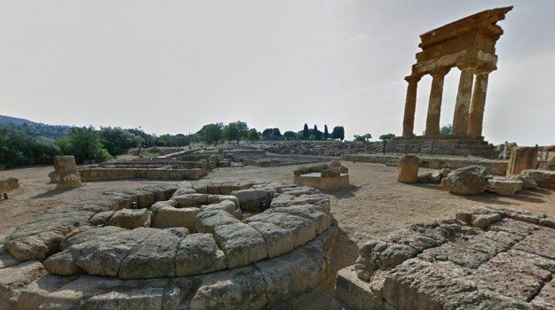 teatro antico agrigento, Agrigento, Cultura