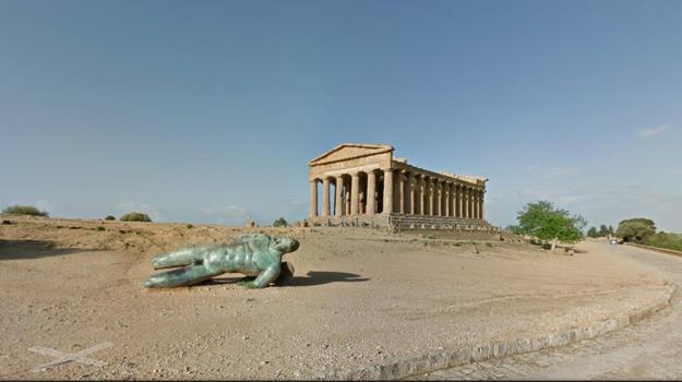 Omero nella Valle dei Templi, Agrigento, Cultura