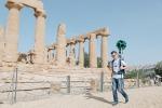 La Valle dei Templi vista da Google: ecco le immagini del tour virtuale