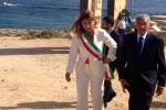 """Migranti, Grasso: """"A Lampedusa l'Europa o nasce o muore"""""""