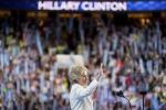 Hillary accetta la nomination per la Casa Bianca: sarò il presidente di tutti