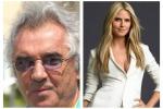 Flavio Briatore choc: la figlia di Heidi Klum è mia