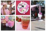 Inaugura il primo Hello Kitty Cafè negli Stati Uniti: le foto