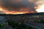 Ancora incendi nell'Ennese, 2 mila ettari in fumo. Miglioramenti nel Nisseno e Ragusano