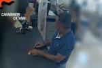 Pizzo, arrestati in flagranza di reato a Mascalucia