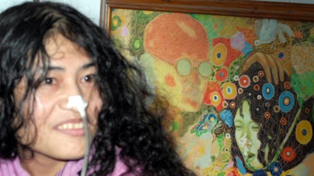 attivista indiana, india, sciopero della fame, Sicilia, Mondo