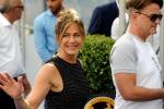 Jennifer Aniston al Giffoni Festival: ragazzi, staccatevi dai telefoni