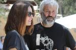 Nastri d'Argento, Kasia Smutniak a Taormina con la famiglia - Foto