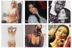 """Kanye West marito innamorato: """"Il corpo di Kim è un'opera d'arte"""" - Foto"""