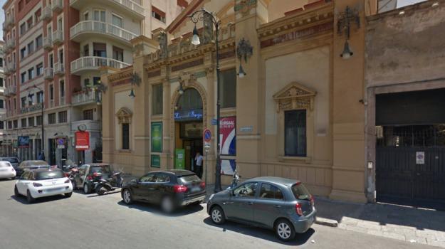 LAVORO, sala bingo, Palermo, Economia
