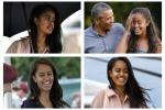 Malia Obama, la first daughtercompie 18 anni ed è già icona di stile - Foto