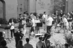 A Palermo un concerto... per caso: musicisti improvvisano a piazza Sant'Anna - Video