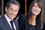 Carla Bruni: con Sarkozy un amore da romanzo - Foto