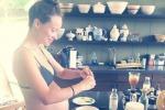 Olivia Wilde, il pancione è social - Foto