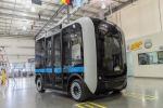 Olli, nasce il primo minibus senza autista: le foto